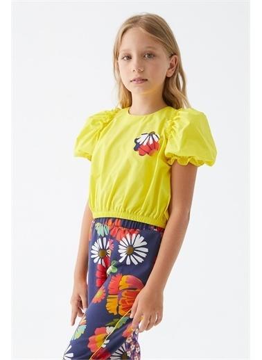 Lia Lea Bluz Sarı